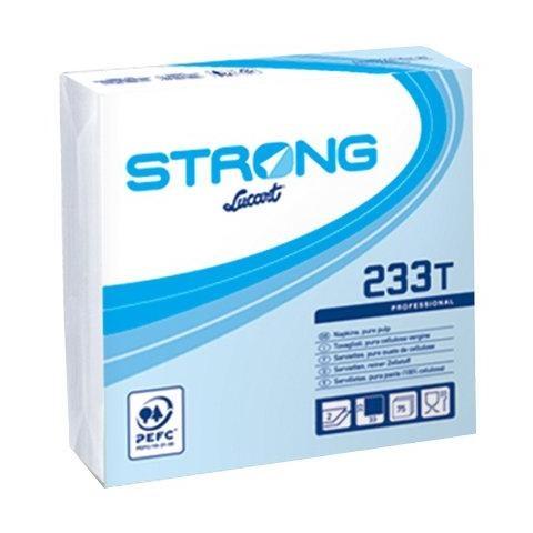 TOVAGLIOLO 33X33 2 VELI  STRONG LUCART 233T  PZ75x36CF=2700PZ