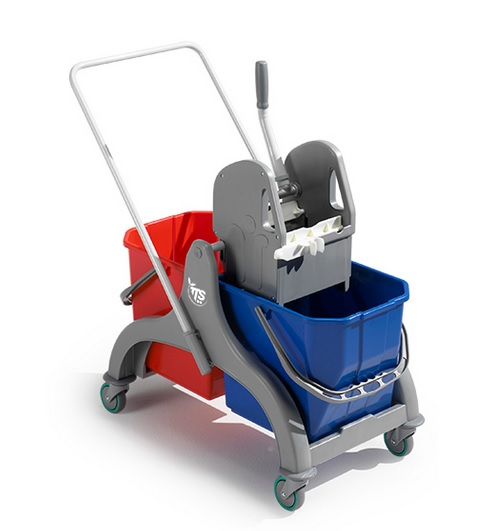 CARRELLO NICK 50 LIGHT C/MAN VERN