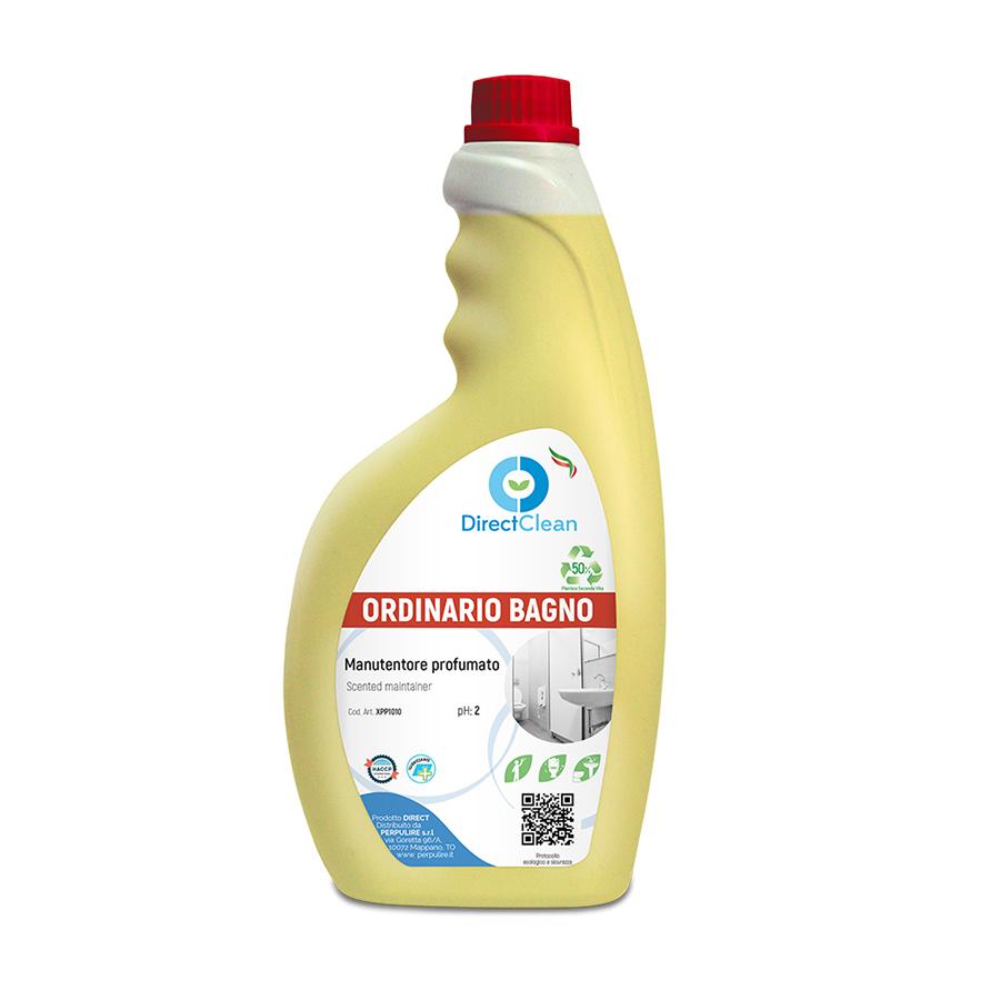 ORDINARIO BAGNO Detergente disincrostante igienizzante_ Flacone 750 ml