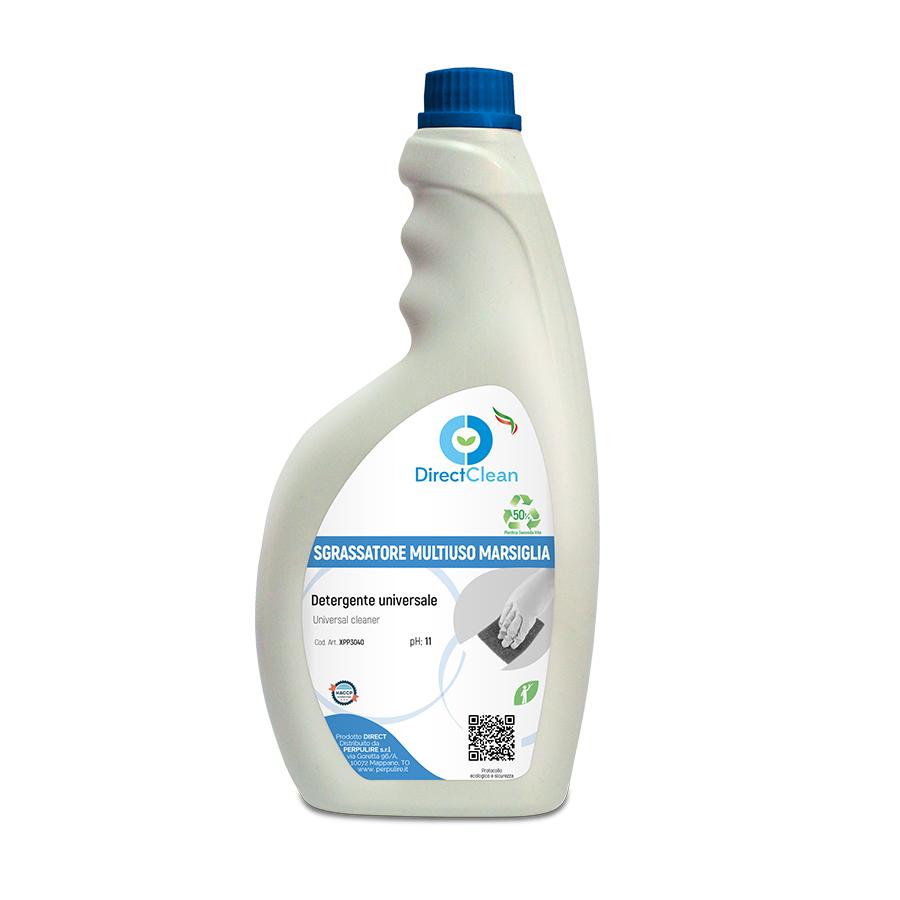 SGRASSATORE MULTIUSO MARSIGLIA Sgrassante superfici_Flacone 750 ml