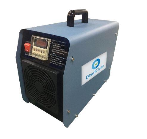AMBIENTAL OZO-20 TIMER Generatore di ozono in acciaio con timer, 220v, 20g/h