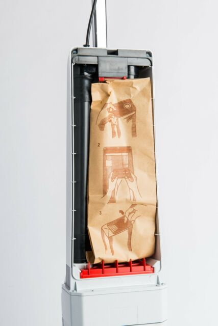 SACCO CARTA A4 Conf. 8 Pz. - Adatto per battitappeto Dynamic