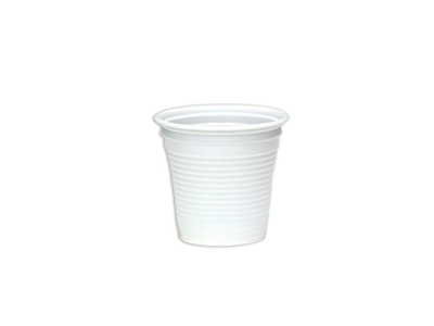 BICCHIERE BIANCO DA CAFFE' 80cc_ conf. 100 pz