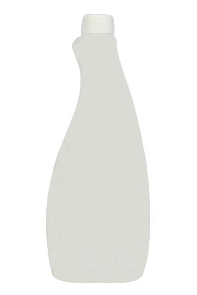 Flacone semiopaco vuoto in PE comprensivo di tappo formato_750ml