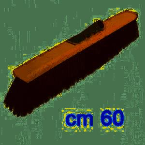 SCOPA INDUSTRIALE LEGNO CM 60