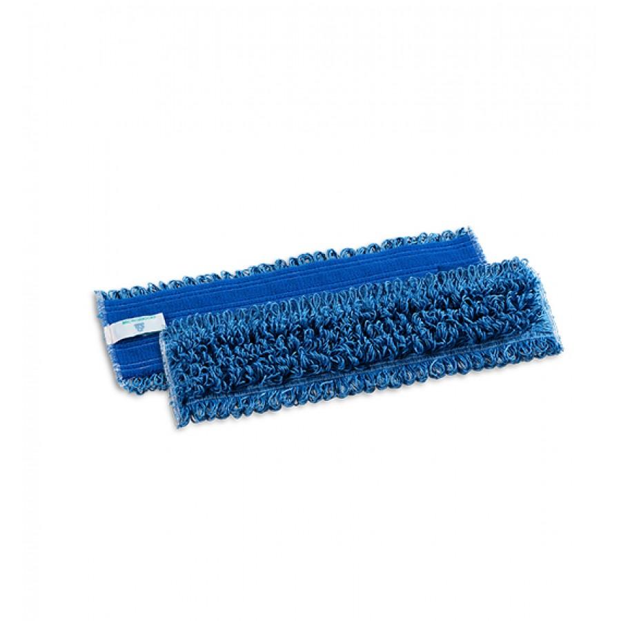 RICAMBIO MICRO RICCIOLO CM  42 C/VELCRO BLU IRRE + LACCIO BLU + MICROFIBRA BLU