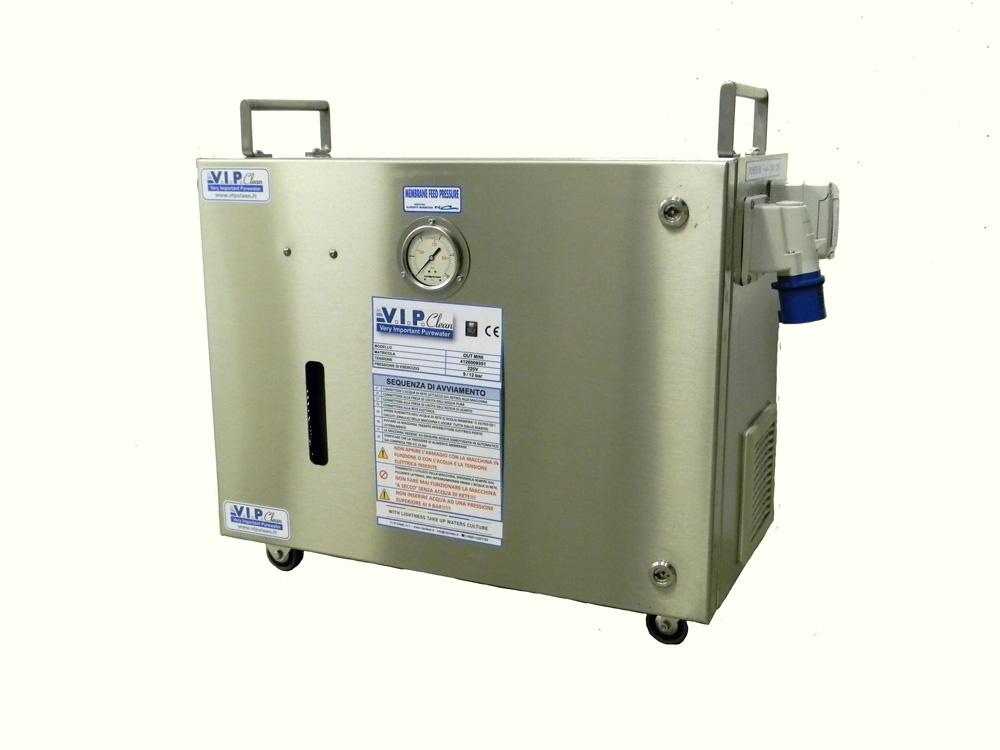 3.OUT MINI per impianti fino a 300 kW e vetrate fino a 10 m