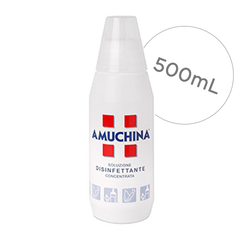 AMUCHINA 100% ML500 P.M.C.