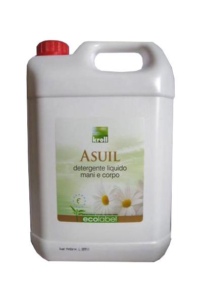 ASUIL ECOLABEL - sapone lavamani_Tanica 5 lt