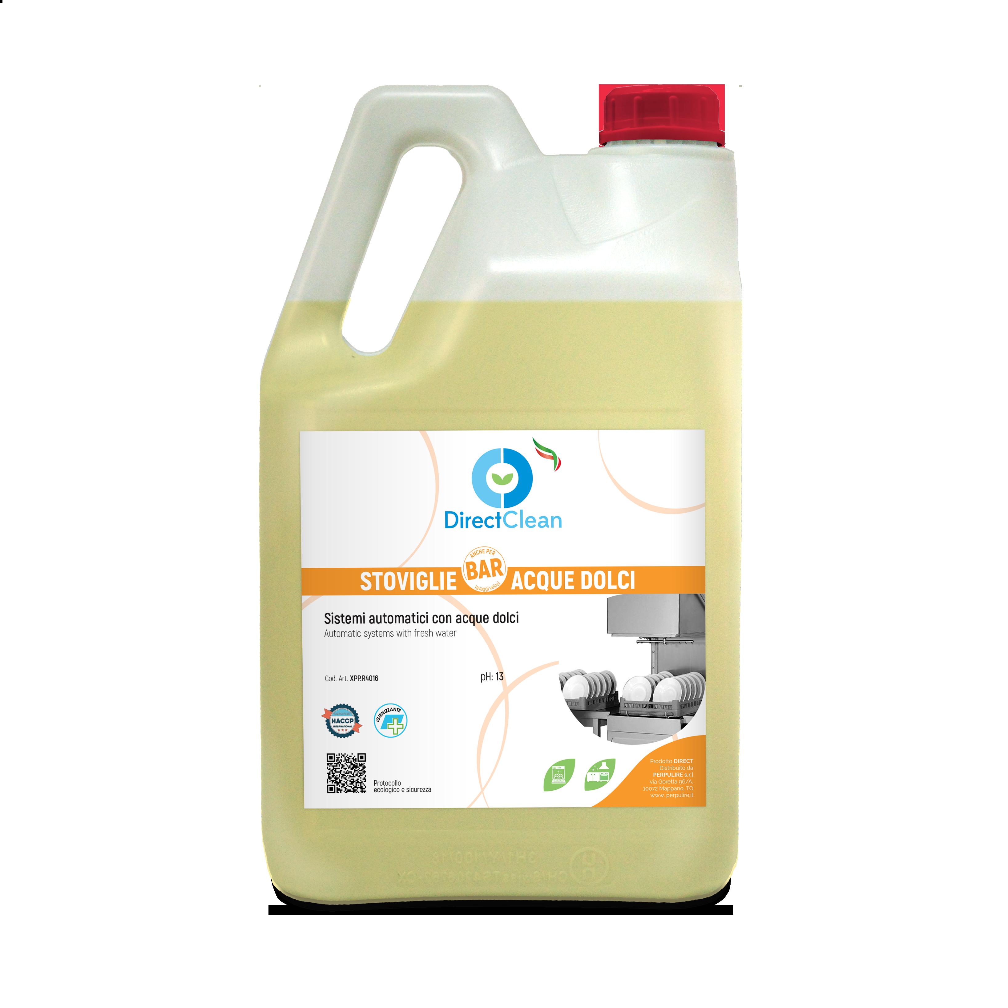 STOVIGLIEBAR (acque DOLCI) Detergente per acque dolci consigliato per elimianzione cattivi odori_Tanica 6 kg