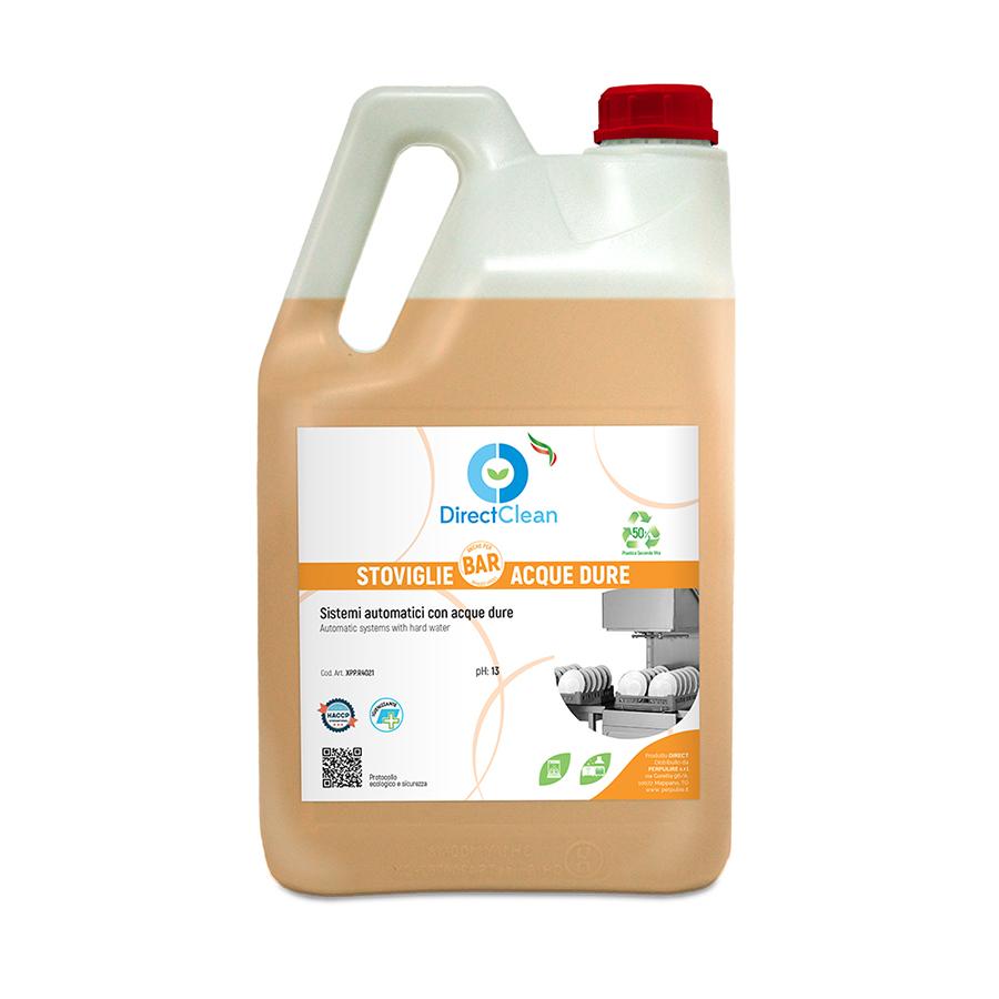 STOVIGLIEBAR (acque DURE) Detersivo per acque dure_ Tanica 6 kg