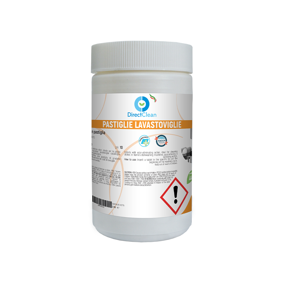 PASTIGLIE LAVASTOVIGLIE (fustino 150 pz)