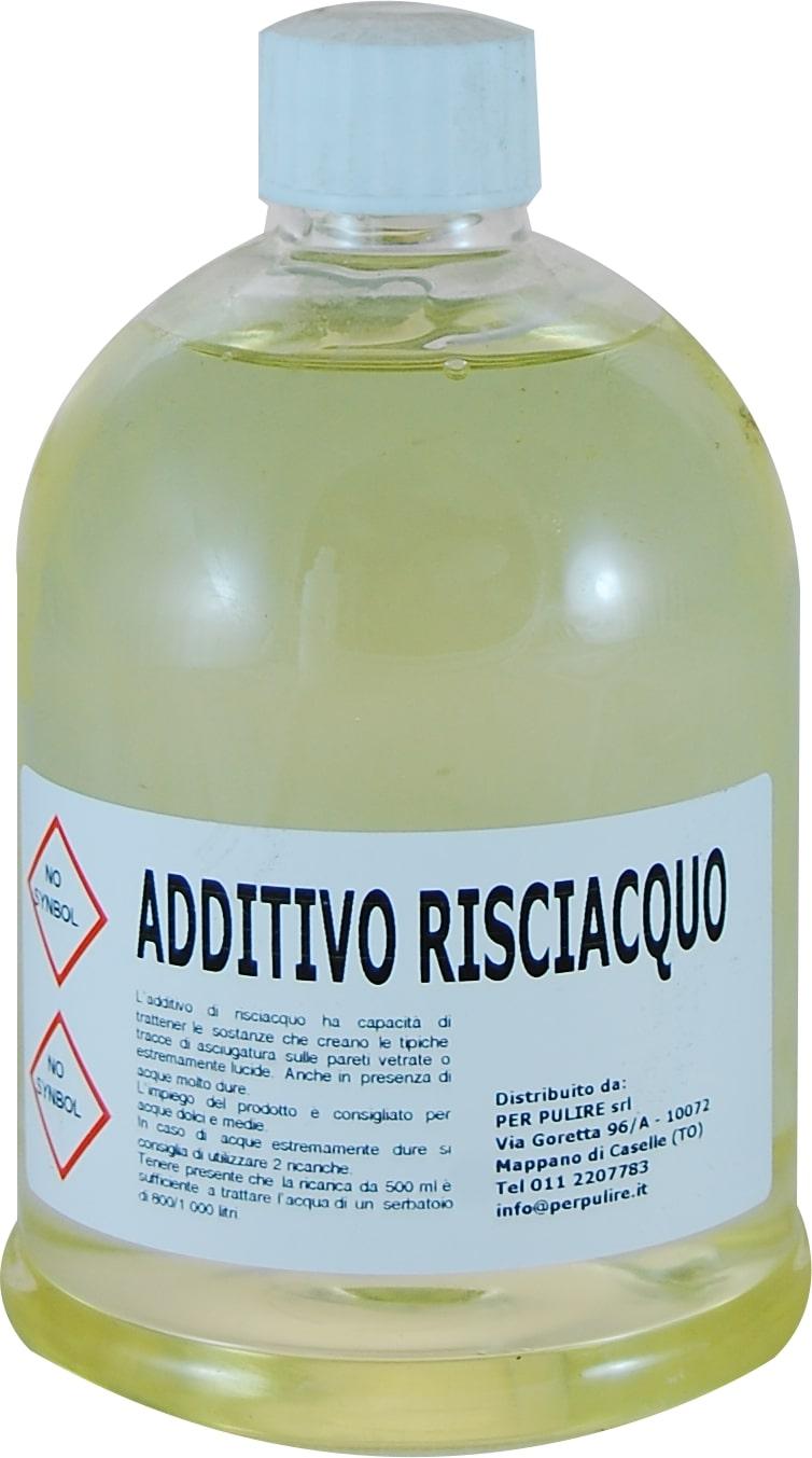 LINEA TECHNICAL ADDITIVO RISCIACQUO ECOLOGICO PER MEZZI TRASPORTO RUOTA/ROTAIA E PARETI LAVABILI RICARICA 500ML