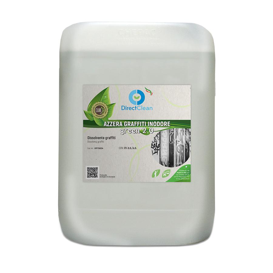 AZZERA GRAFFITI INODORE GREEN 2.0 CAM 10KG TANICA