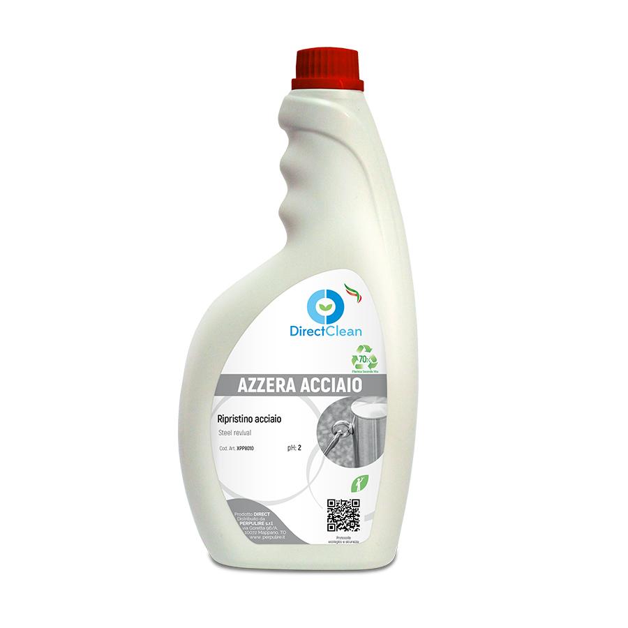 AZZERA ACCIAIO _Flacone 750 ml