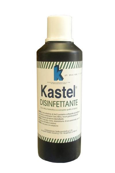 KASTEL Disinfettante Cloroattivo PMC_ Flacone 1lt