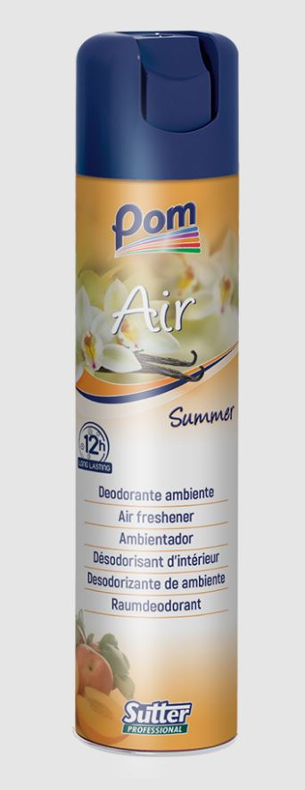 DEODORANTE AMBIENTE AIR  SUMMER 300ML