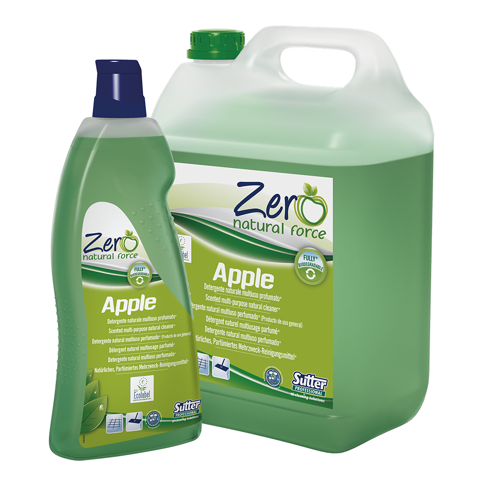 APPLE ECOLABEL 1LT FLACONE