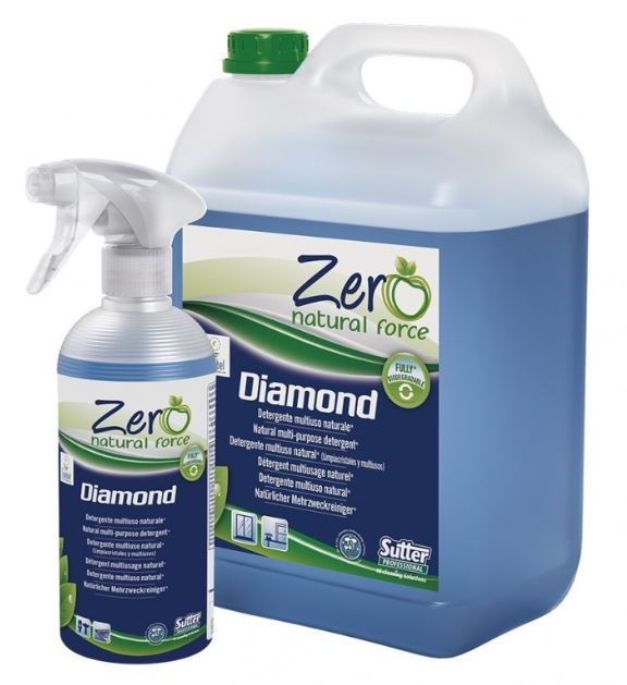 DIAMOND ECOLABEL 500ML FLACONE