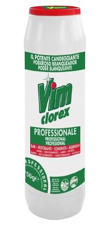 VIM CLOREX PROFESSIONAL 750GR FLACONE